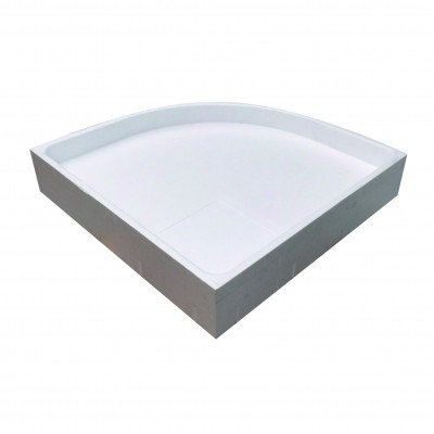 Duschträger für HSK 500081 80x80x8,5 cm V-Kreis flach