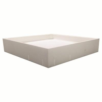 DT für Bette 90/90/2,5 cm superflach